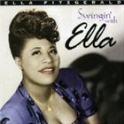 ELLA FITZGERALD Swingin' With Ella album cover