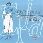 ELLA FITZGERALD The Best of the Song Books: The Ballads album cover