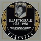 ELLA FITZGERALD The Chronological Classics: Ella Fitzgerald 1937-1938 album cover