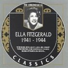 ELLA FITZGERALD The Chronological Classics: Ella Fitzgerald 1941-1944 album cover