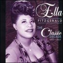 ELLA FITZGERALD The Classic Decade: 1935-1945 album cover