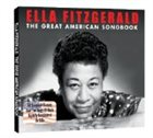 ELLA FITZGERALD The Great American Songbook album cover