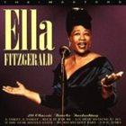ELLA FITZGERALD The Masters album cover