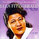 ELLA FITZGERALD The War Years (1941-1947) album cover