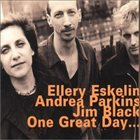 ELLERY ESKELIN One Great Day album cover