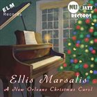 ELLIS MARSALIS A New Orleans Christmas Carol album cover