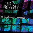 ELLIS MARSALIS An Open Letter to Thelonious album cover