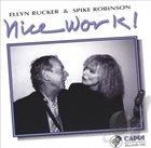 ELLYN RUCKER Nice Work! album cover