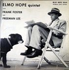 ELMO HOPE Elmo Hope Quintet album cover