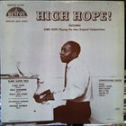 ELMO HOPE High Hope! album cover