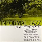 ELMO HOPE Informal Jazz album cover