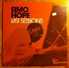 ELMO HOPE Last Sessions album cover