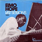 ELMO HOPE Last Sessions Vol.2 (aka Elmo Hope Trio) album cover