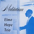 ELMO HOPE Meditations (aka The Elmo Hope Memorial Album) album cover