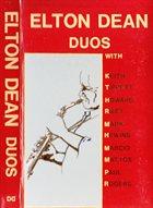 ELTON DEAN Duos album cover