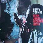 ELVIN JONES Heavy Sounds (with Richard Davis) album cover