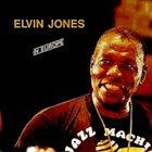 ELVIN JONES In Europe album cover