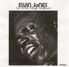ELVIN JONES Live at the Village Vanguard album cover