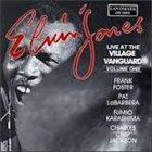ELVIN JONES Live At The Village Vanguard / Volume One album cover