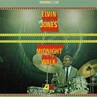 ELVIN JONES Midnight Walk album cover