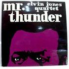 ELVIN JONES Mr. Thunder album cover