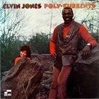 ELVIN JONES Polycurrents album cover