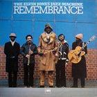 ELVIN JONES Remembrance album cover