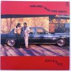 ELVIN JONES Elvin Jones McCoy Tyner Quintet – Love & Peace (aka Reunited) album cover
