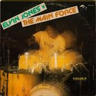 ELVIN JONES The Main Force album cover