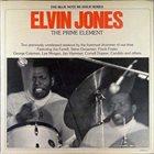 ELVIN JONES The Prime Element album cover