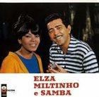 ELZA SOARES Elza Miltinho E Samba album cover