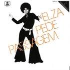ELZA SOARES Elza pede passagem album cover