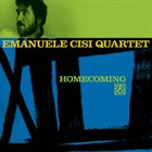 EMANUELE CISI Homecoming album cover