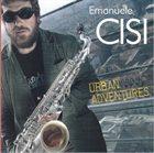 EMANUELE CISI Urban Adventures album cover