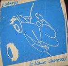 EMBRYO La Blama Sparozzi album cover