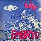 EMBRYO Live album cover