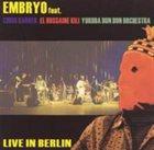 EMBRYO Live in Berlin album cover
