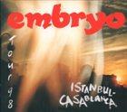 EMBRYO Tour 98: Istanbul - Casablanca album cover