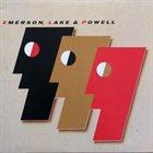 EMERSON LAKE AND PALMER Emerson, Lake & Powell album cover