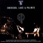 EMERSON LAKE AND PALMER King Biscuit Flower Hour album cover