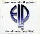 EMERSON LAKE AND PALMER The Ultimate Collection album cover