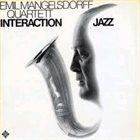 EMIL MANGELSDORFF Interaction In Jazz album cover