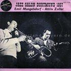 EMIL MANGELSDORFF Jazz Salon Dortmund 1957 album cover