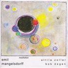 EMIL MANGELSDORFF Meditation album cover