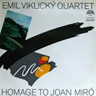 EMIL VIKLICKÝ Homage To Joan Miró album cover