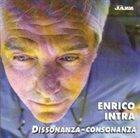 ENRICO INTRA Dissonanza-Consonanza album cover