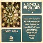 ENRICO INTRA Espace Musicaux Pour La Prière 2 album cover