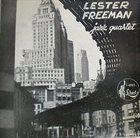 ENRICO INTRA Lester Freeman Jazz Quartet (as Lester Freeman) album cover