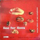 ENRICO INTRA Line For Lions album cover