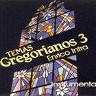ENRICO INTRA Temas Gregoriano Vol.3 album cover